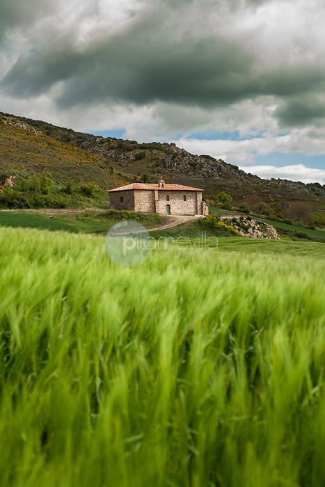 Ermita del Santo Cristo de la Antigua. Foncea. La Rioja ©Daniel Acevedo / PILAR REVILLA