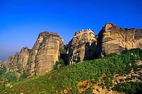 Varlaam Monastery, The Meteora, near Kalambaka, Greece