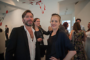 MAT COLLISHAW; POLLY MORGAN, Pilar Ordovas hosts a Summer Party in celebration of Calder in India, Ordovas, 25 Savile Row, London 20 June 2012