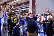 Commando Ultra' Dinamo, Marco Spissu<br /> Banco di Sardegna Dinamo Sassari - Pompea Fortitudo Bologna<br /> LBA Serie A Postemobile 2018-2019<br /> Sassari, 15/12/2019<br /> Foto L.Canu / Ciamillo-Castoria