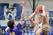 Avon at Midview varsity basketball on February 27, 2016. Images © David Richard and may not be copied, posted, published or printed without permission.