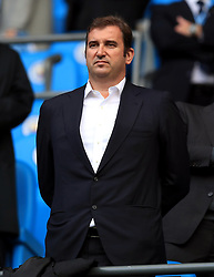 Manchester City's Chief Executive Officer Ferran Soriano