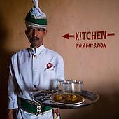Shimla, Himalchal Pradesh, a Coffee Shop