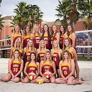 USC Beach Volleyball 2016
