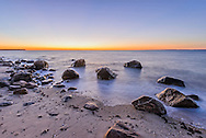 Afterglow, Long Island Sound, Greenport, Long Island, New York