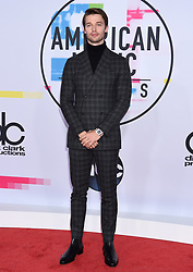 2017 American Music Awards held at the Microsoft Theatre L.A. Live on November 19, 2017 in Los Angeles, CA. 19 Nov 2017 Pictured: Patrick Schwarzenegger. Photo credit: Tammie Arroyo/AFF-USA.com / MEGA TheMegaAgency.com +1 888 505 6342