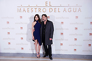 032715 'The Water Diviner' Madrid photocall
