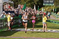 Beach to Beacon 10K , Robert Gomez , Margaret Wangaru, women's champion,