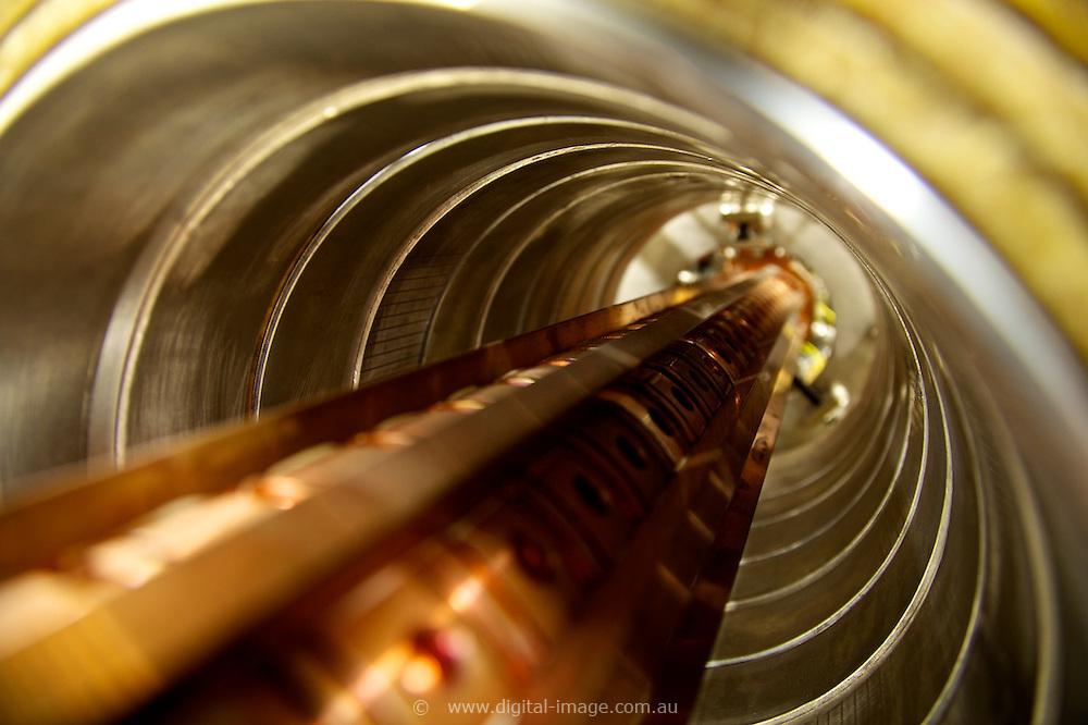 Accelerator Science, Australian Synchrotron.   Close up of equipment