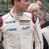 Kevin Estre, Porsche, #91, at the WEC 6 Hours of Spa-Francorchamps 2015