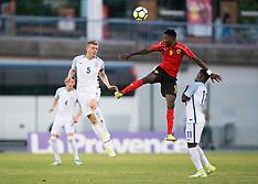 170529 England U18 v Angola U20