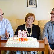 Audrey's 85th Birthday La Jolla 2015