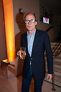 BILL NIGHY, Private view and dinner for the opening of Turner and the Masters. Tate Britain on Millbank, London. 21 September 2009