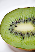 Fruta Tuna, chicozapote, kiwi y durazno