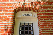 The Jacksonville jail, Jacksonville, Oregon USA