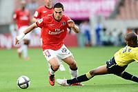 FOOTBALL - TOUNOI DE PARIS 2010 - PARIS SAINT GERMAIN v FC PORTO - 31/07/2010 - PHOTO GUY JEFFROY / DPPI - MEVLUT ERDING (PSG)