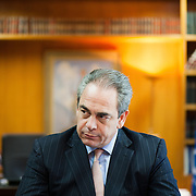 President of EBEA (Athens Chamber of Commerce & Industry)  Mr. Konstantinos Michalos