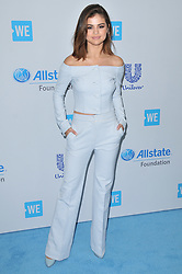 Selena Gomez arrives at We Day California 2017 held at The Forum in Inglewood, CA on Thursday, April 27, 2017. (Photo By Sthanlee B. Mirador) *** Please Use Credit from Credit Field ***