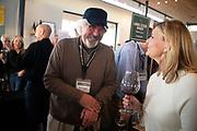 Don Lange and Maria Ponzi