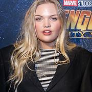 NLD/Amsterdam/20180425 - Première The Avengers: Infinity War, Isadee Jansen