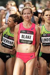 NYRR Oakley Mini 10K for Women: Blake Russell, USA, asics