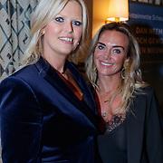 NLD/Amsterdam/20181023 - Boekpresentatie Antoinette Scheulderman, Monique Hazes -Westenberg met Antoinette