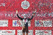 Foto LaPresse - Gian Mattia D'Alberto<br /> 27 Febbraio 2021 Abu Dhabi (Emirati Arabi Uniti)<br /> Sport Ciclismo<br /> UAE Tour 2021 -YAS ISLAND STAGE- Tappa 7 - Da Yas Mall a Abu Dhabi Breakwater -147 km.<br /> Nella foto:  Tony Gallopin (AG2R Citroen Team) , maglia nera<br /> <br /> Photo LaPresse - Gian Mattia D'Alberto<br /> February 27, 2021 Abu Dhabi (United Arab Emirates) <br /> Sport Cycling<br /> UAE Tour 2021 -DUBAI STAGE- Stage 7 - From Yas Mall at Abu Dhabi Breakwater - 91,3 miles<br /> In the pic: Tony Gallopin (AG2R Citroen Team) , black jersey