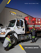 Herc Rentals 2019 Annual Report Image photgraphed in Florida by Thomas Winter