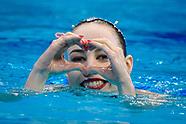 Artistic Swimming Budapest 2021