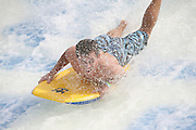 The launch of Royal Caribbean International's Oasis of the Seas, the worlds largest cruise ship..The Flowrider
