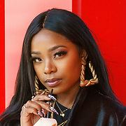 NLD/Utrecht/20180830 - Deelnemers Expeditie Robinson 2018, hiphop artieste I Am Aisha