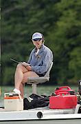 St Catherines, CANADA,  Canadian Television/Radio Commentator, Katherine HEDDLE.   1999 World Rowing Championships - Martindale Pond, Ontario. 08.1999..[Mandatory Credit; Peter Spurrier/Intersport-images]   ...  ...St Catherines, CANADA,  Men's Four, NOR M4- .Sture BJOERVIG , Nils-Torolv SIMONSEN , Steffen STOERSETH , Kjetil UNDSET, competing at the 1999 World Rowing Championships - Martindale Pond, Ontario. 08.1999..[Mandatory Credit; Peter Spurrier/Intersport-images]       ... 1999 FISA. World Rowing Championships, St Catherines, CANADA