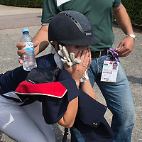Dressage - Nations Cup Eventing - FEI European Championships 2015 - Aachen