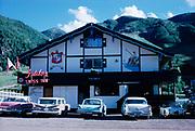 CS00879-04. Guido's Swiss Inn, 403 S Galena St, Aspen, Colorado, July 1962