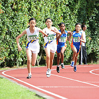 Girls 4x100m Relays