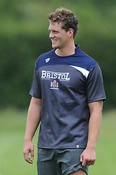 Max Cresswell as Bristol Rugby train ahead of the 2015/16 Greene King IPA Championship season - Mandatory byline: Dougie Allward/JMP - 07966386802 - 03/08/2015 - FOOTBALL - Clifton Rugby Club -Bristol,England - Bristol Rugby Training