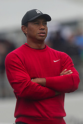 September 10, 2018 - Newtown Square, Pennsylvania, United States - Tiger Woods waits on the 17th tee during the final round of the 2018 BMW Championship. (Credit Image: © Debby Wong/ZUMA Wire)
