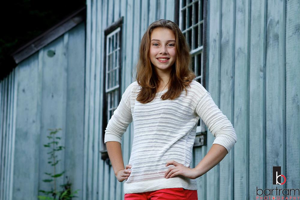 Sarah Sullivan in Cheshire, CT, Aug. 1, 2013.