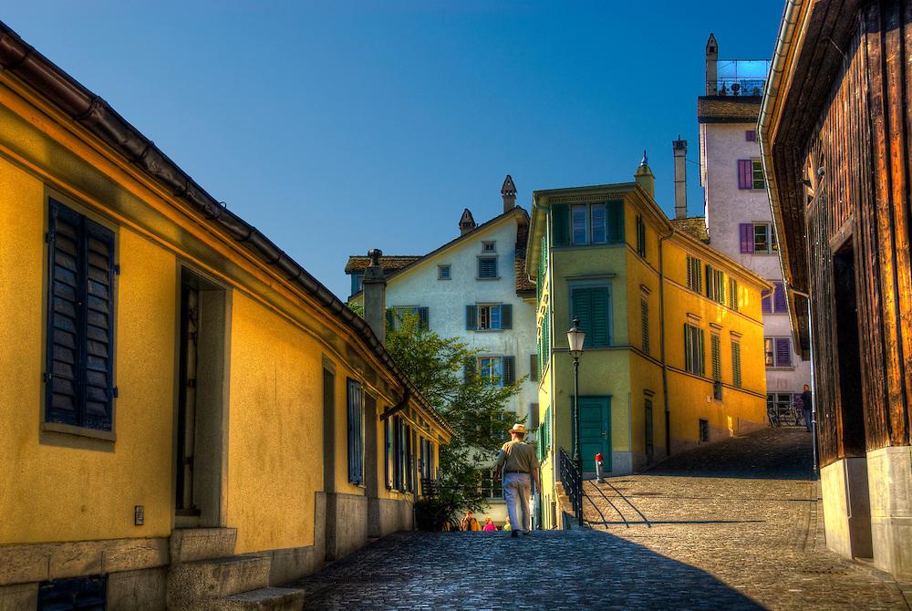 Old city Zürich