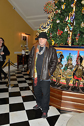 RON ARAD at the Claridge's Christmas Tree By Dolce & Gabbana Launch Party held at Claridge's, Brook Street, London on 26th November 2013.
