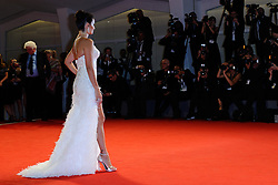 Penelope Cruz attending the Loving Pablo Premiere during the 74th Venice International Film Festival (Mostra di Venezia) at the Lido, Venice, Italy on September 06, 2017. Photo by Aurore Marechal/ABACAPRESS.COM