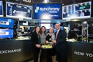 Synchrony Financial at NYSE
