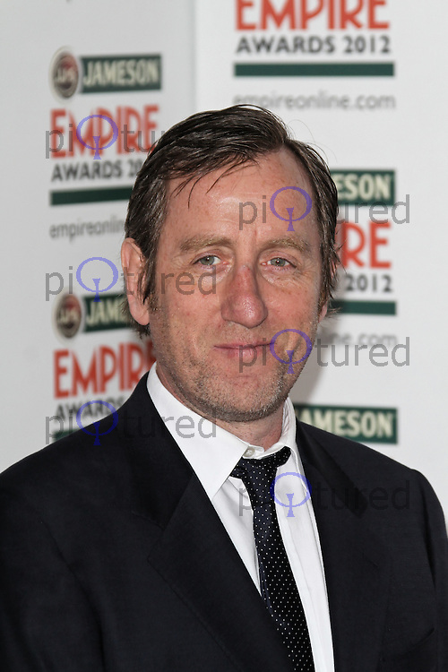 LONDON - MARCH 25: Michael Smiley attends the Jameson Empire Awards 2012 at the Grosvenor House Hotel, London, UK. March 25, 2012. (Photo by Richard Goldschmidt)
