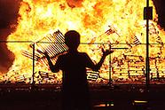 Belfast Bonfire Night 11/07/2011