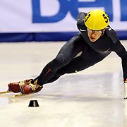 JR Celski - US Speedskating Team - Short Track Speed Skating - Photo Archive