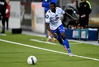 Fotball , 11. september 2015 ,   Eliteserien , Tippeligaen <br /> Strømsgodset - Haugesund 5-0<br /> Sad´eeq Yusuf , Haugesund