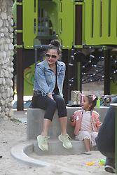 John Legend with Chrissy Teigen at the park. **SPECIAL INSTRUCTIONS*** Please pixelate children's faces before publication.***. 07 Mar 2020 Pictured: John Legend with Chrissy Teigen at the park. Photo credit: MEGA TheMegaAgency.com +1 888 505 6342