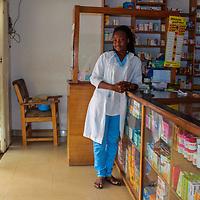 The Pharmacist by Florence Ama Geyevu