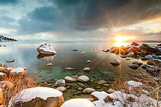 Lake Tahoe Sunsets Gallery
