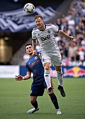 Vancouver Whitecap vs New York FC 5 July 2017